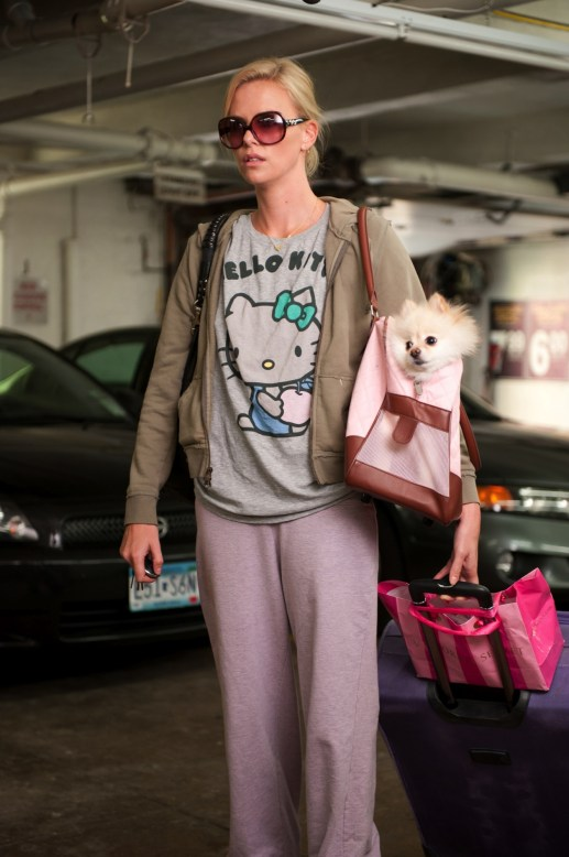 Charlize Theron Young Adult First Look At Charlize Theron As A Young Adult For Jason Reitman