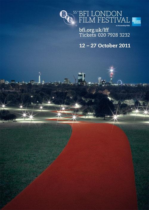 BFI LFF 55th programme cover 55th BFI London Film Festival Programme Announced