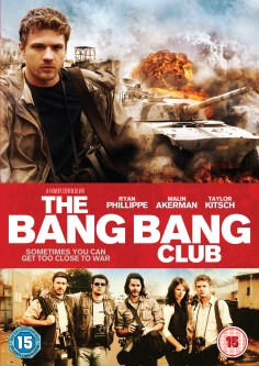 The Bang Bang Club UK Packshot 423x600 Win The Bang Bang Club on DVD