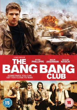 The Bang Bang Club UK Packshot 423x600 The Bang Bang Club UK Trailer Starring Ryan Phillippe