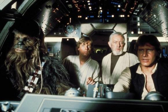 star wars cockpit Video Vault   Star Wars Episode IV: A New Hope