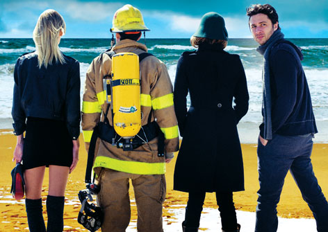 All New People Zach Braff Is Bringing His Play To The UK And Will Star As The Lead