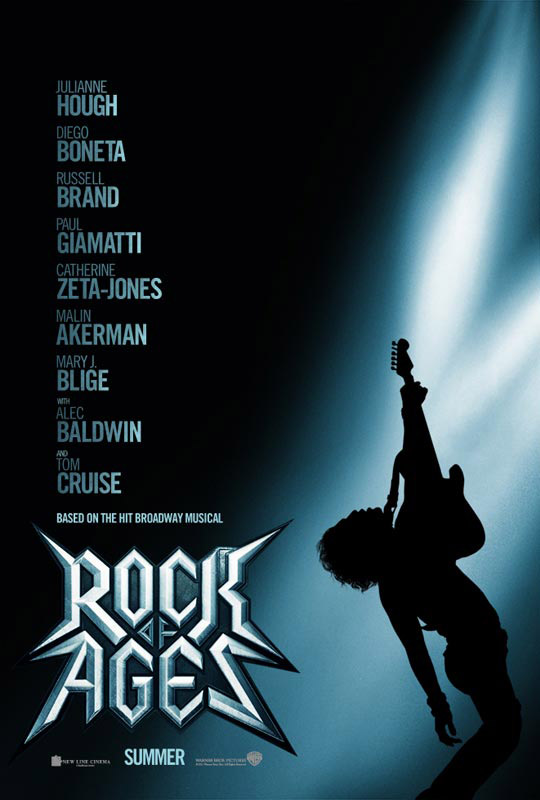 Rock of Ages poster First Trailer And Poster Of Rock Of Ages Are Absolutely Brilliant