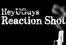 reaction shot logo