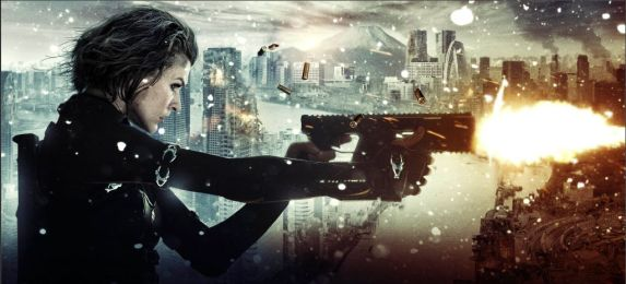 Resident Evil Retribution 2 Explosive New Images Of Milla Jovovich In Resident Evil: Retribution