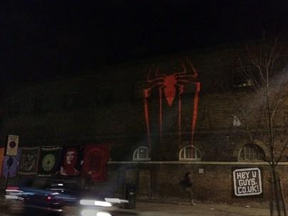 Spider-Man Promotion