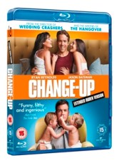 The Change-Up Blu-ray Packshot