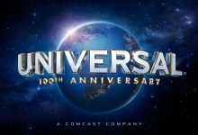 Universal Studios Centenery Logo 220x150 WATCH   The Epic New Universal Pictures 100 Year Anniversary Intro is Spine Tinglingly Awesome!