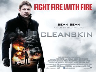 Cleanskin UK Poster Watch the First Five Minutes of Sean Beans Cleanskin