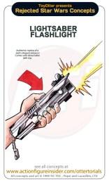 Star Wars Merchandise - Torch