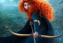 brave poster 220x150 Excellent First Character Spot Introduces Merida from Pixar's Brave
