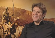 Willem Dafoe John Carter 220x150 Exclusive Interview   Willem Dafoe Talks John Carter, Motion Capture And Stilts