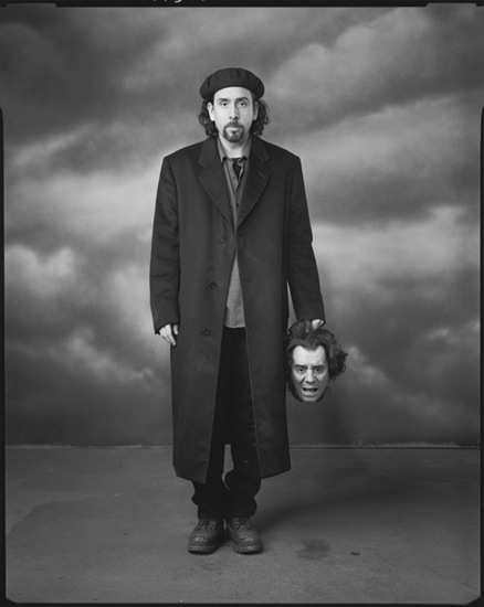 tim burton the man behind the Directed by tim burton with johnny depp, winona ryder, dianne wiest, anthony michael hall a gentle man, with scissors for hands, is brought into a new community after living in isolation.