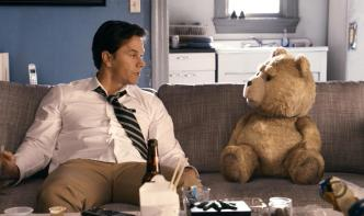 Awesome First Red Band Trailer for Seth MacFarlane's Ted