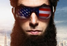 The Dictator poster 220x150 The Dictator Review