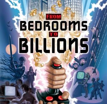 From Bedrooms To Billions 360x350 New Documentary Film Announced Telling The Story of the UK Games Industry