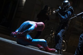 First Official Images of The Lizard in Four Brilliant New Images from The Amazing Spider Man