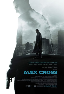 Alex Cross poster 404x600 Alex Cross Review