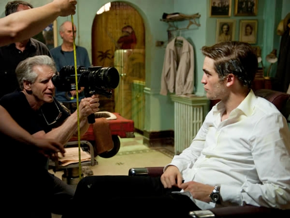 cosmopolis david cronenberg robert pattinson Cosmopolis Interview with Robert Pattinson and David Cronenberg