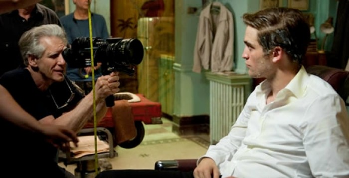 cosmopolis david cronenberg robert pattinson