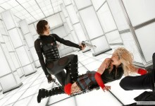 Resident Evil Retribution 3 220x150 Resident Evil: Retribution Blu Ray Review