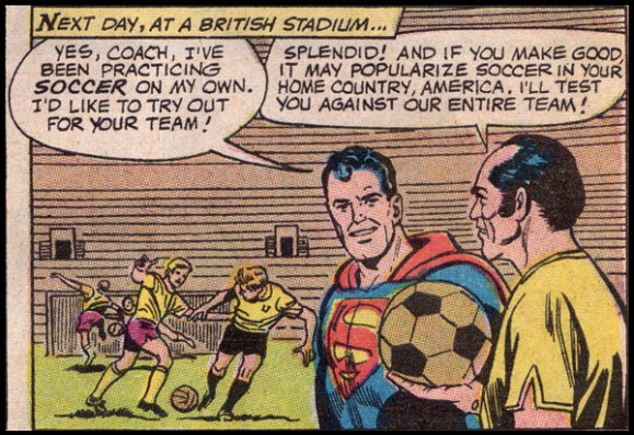 Superma Soccer Top 10 Movie Characters Who Should Be In the Olympics