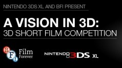 A Vision in 3D Competition BFI LFF & Nintendo 3DS Short Film Competition, Supported by Ridley Scott