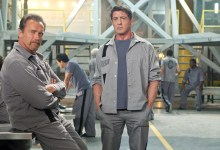 Arnold Schwarzenegger and Sylvester Stallone in The Tomb 220x150 First Official Image of Arnold Schwarzenegger & Sylvester Stallone in The Tomb