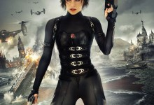 Resident Evil Retribution Poster 220x150 Resident Evil: Retribution Shuts Down Moscow's Red Square in New Featurette
