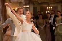 Aaron Taylor-Johnson and Alicia Vikander in Anna Karenina 2