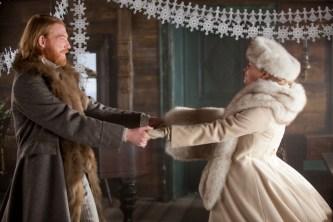 Domhnall Gleeson in Anna Karenina 7