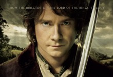The Hobbit An Unexpected Journey Poster e1348336977471 220x150 First Clip from The Hobbit: An Unexpected Journey – Bilbo receives Sting