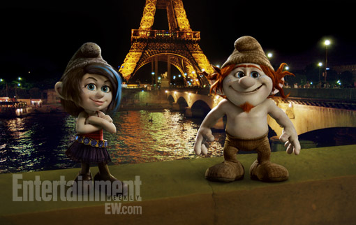 Vexy and Hackus in The Smurfs 2 First Look Image: Gargamel's Naughties in The Smurfs 2