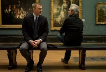 Daniel Craig and Sam Mendes on set of Skyfall 220x150 Sam Mendes officially won't direct Bond 24