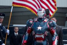 Don Cheadle in Iron Man 3