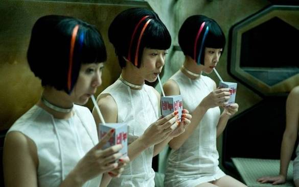 Doona Bae in Cloud Atlas 585x367 The HeyUGuys Instant Watching Guide   December 16th 2013