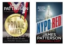 James-Patterson-Books