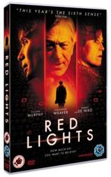 Red Lights DVD Packshot Win Red Lights on DVD + A Signed Poster