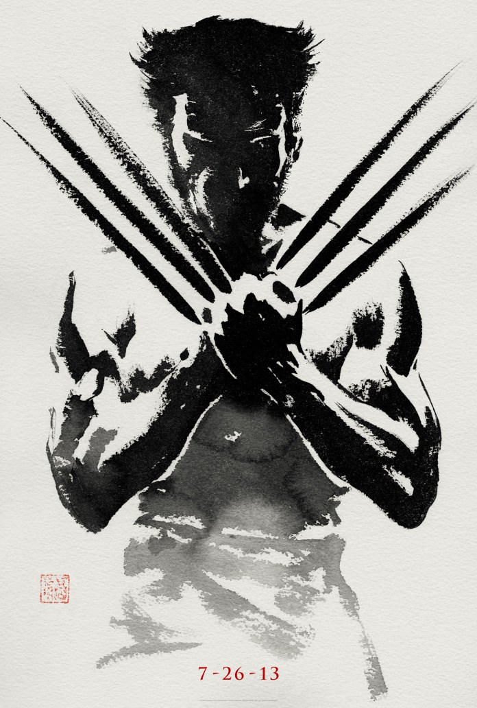 The-Wolverine-Teaser-Poster