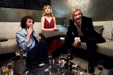 Chris Addison, Imogen Potts and Steve Coogan in The Look of Love