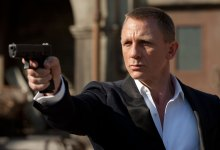 Daniel Craig in Skyfall  220x150 Skyfall Officially Takes the #1 Spot in the UK All Time Box Office
