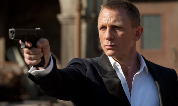 Daniel Craig in Skyfall  585x350 Daniel Craig Attached to Lead The Whole Truth