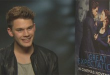 Great Expectations Jeremy Irvine 220x150 Jeremy Irvine Interview   Great Expectations