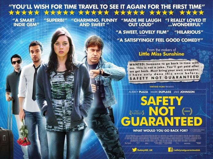 Safety-Not-Guaranteed-UK-Poster