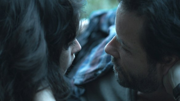 Felicity Jones and Guy Pearce in Breathe In 585x329 New Image of Felicity Jones & Guy Pearce in Drake Doremus' Breathe In