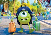 Mike Wazowski in Monsters University 220x150 New Images from Monsters University