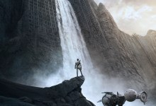 Oblivion Poster 220x150 The First Trailer for Oblivion with Tom Cruise