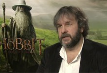 Peter Jackson The Hobbit 220x150 Director Peter Jackson Interview – The Hobbit: An Unexpected Journey