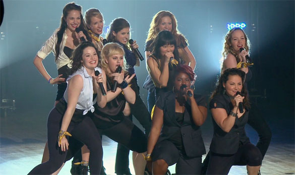 Pitch Perfect Behind the Scenes The HeyUGuys Instant Watching Guide September 16th 2013