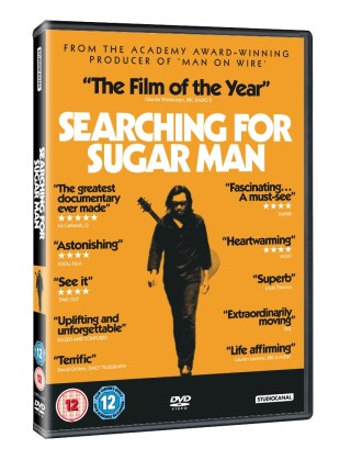 Searching for Sugarman 495x650 Win Searching for Sugar Man on Blu ray + Foam Mounted Print